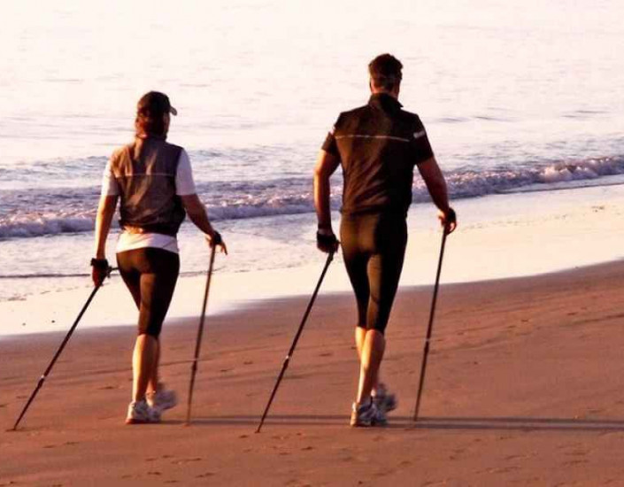 Nordic Walking a Rimini